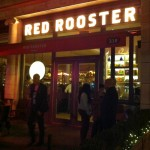 Diner at the Red Rooster, Harlem